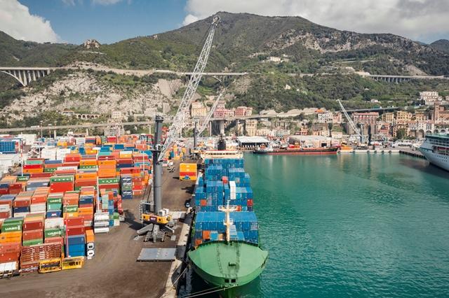 Nuova Linea Container A Salerno E Nuova Sede A Napoli Per La Compagnia Turca Akkon Lines Shipping Italy
